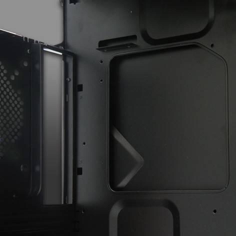 Корпус ATX Xigmatek Asgard RF черный - фото 12