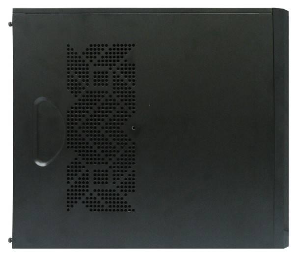 Корпус ATX Xigmatek Asgard RF черный - фото 4