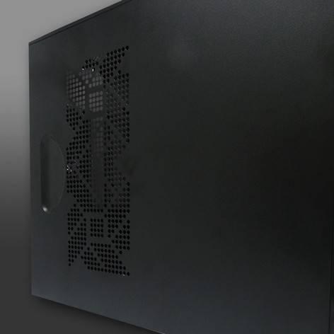 Корпус ATX Xigmatek Asgard RF черный - фото 6