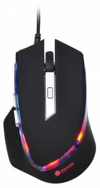 Мышь Oklick 715G черный