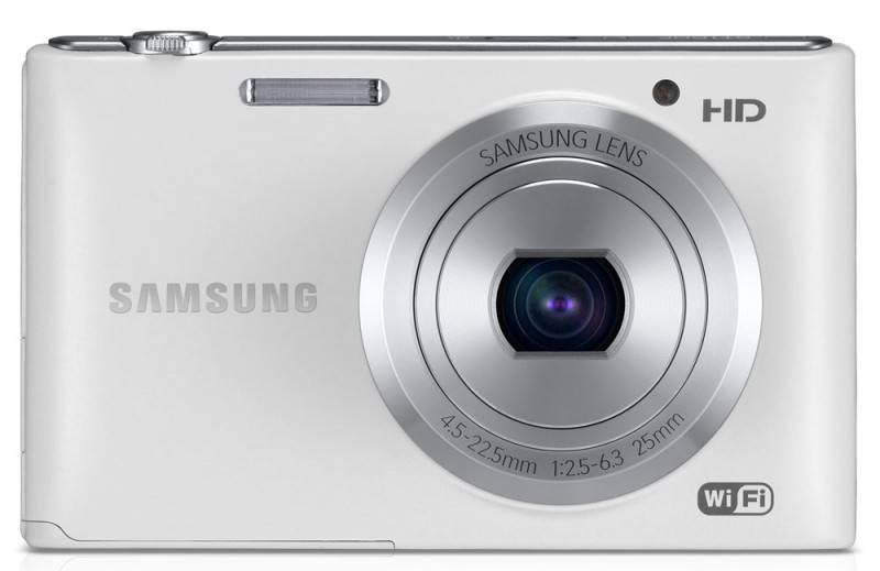 Фотоаппарат Samsung ST150F белый - фото 1