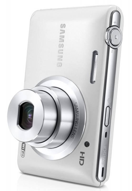 Фотоаппарат Samsung ST150F белый - фото 8
