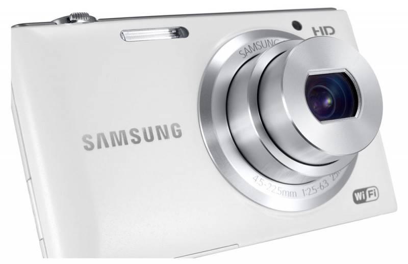 Фотоаппарат Samsung ST150F белый - фото 10