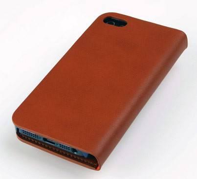 Чехол (флип-кейс) Imymee Classic Leather (I5C53141-BR) коричневый - фото 6