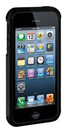 Чехол Imymee LANCER (I5C55151-BK), для Apple iPhone 5, черный (I5C55151-BK) - фото 2
