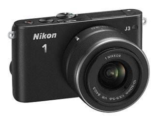 Фотоаппарат Nikon 1 J3 kit черный - фото 4