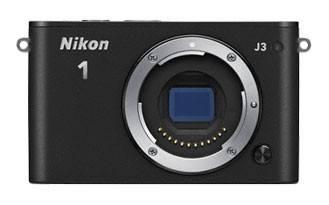 Фотоаппарат Nikon 1 J3 kit черный - фото 6