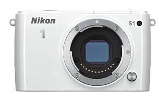 Фотоаппарат Nikon 1 S1 kit белый - фото 2