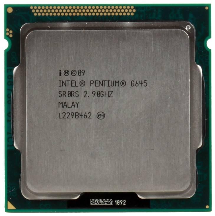 Процессор Socket-1155 Intel Pentium G645 OEM - фото 1