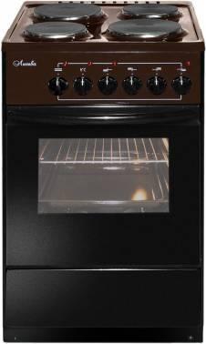 Плита электрическая Лысьва ЭП 411 коричневый