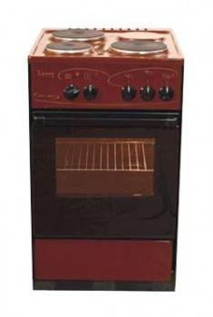 Плита электрическая Лысьва ЭП 301 коричневый (ЭП 301 BROWN)