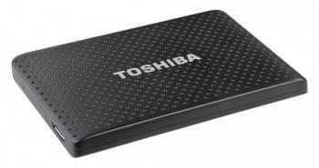 Внешний жесткий диск 1Tb Toshiba PA4282E-1HJ0 STOR.E PARTNER черный USB 3.0