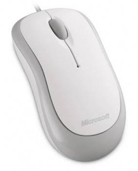 Мышь Microsoft Basic белый (4YH-00008)