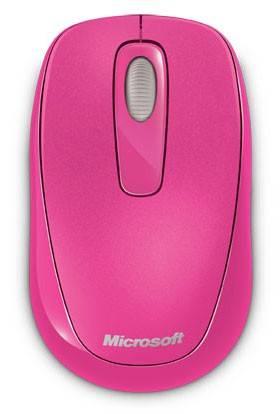 Мышь Microsoft 1000 розовый - фото 2