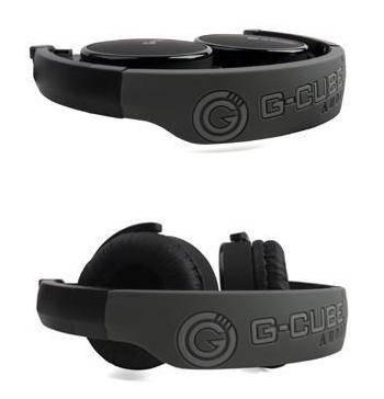 Наушники с микрофоном G-Cube GHV-107BK черный - фото 2