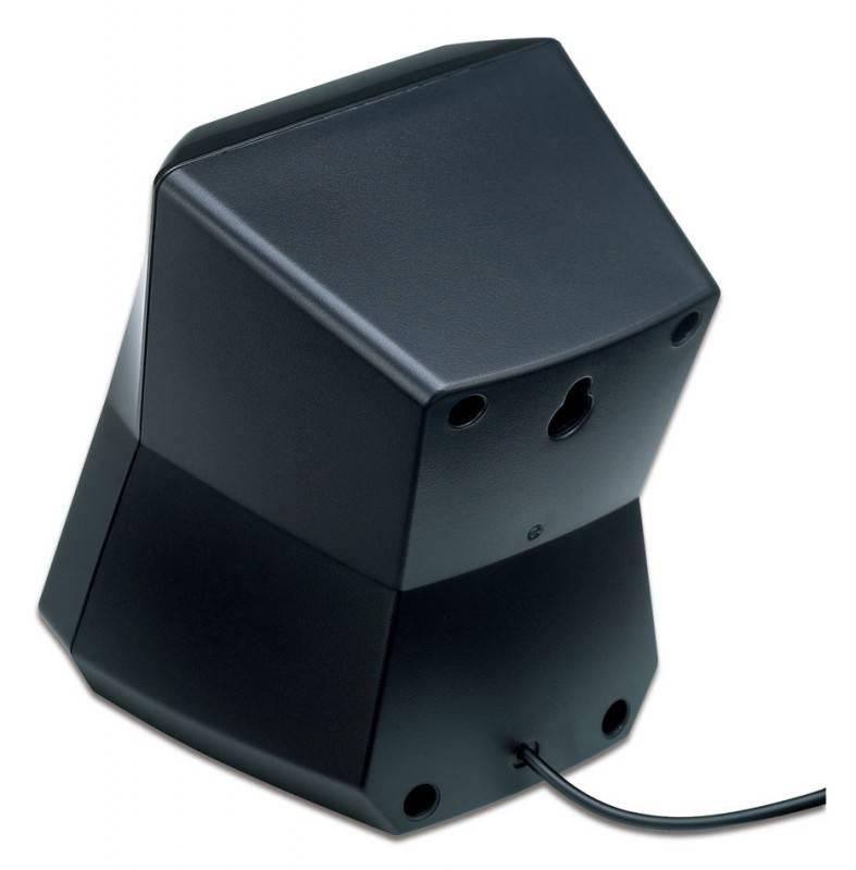 Колонки Genius GX SW-G5.1 3500 черный 5.1 - фото 4
