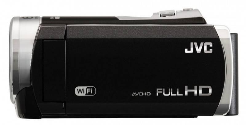Видеокамера JVC GZ-EX315 черный - фото 4