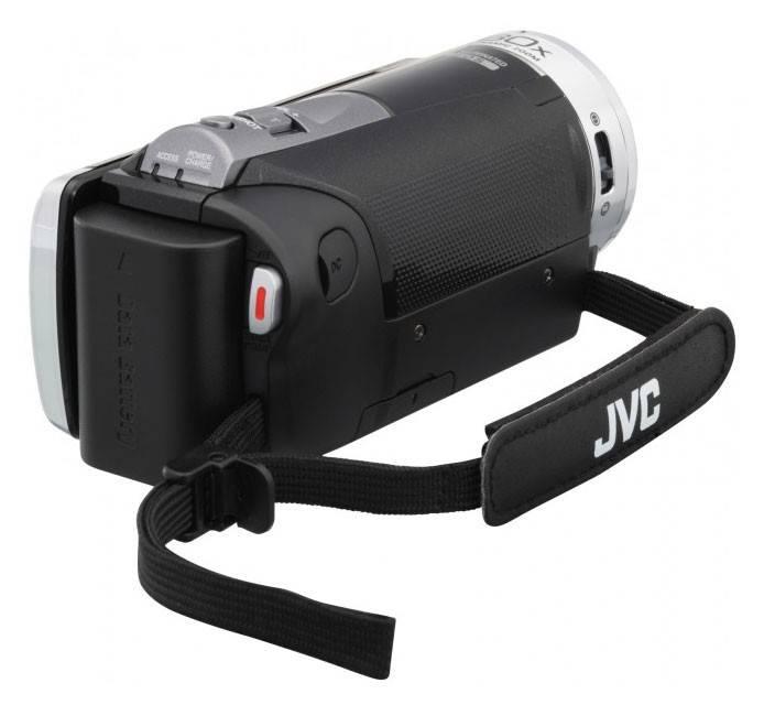 Видеокамера JVC GZ-EX315 черный - фото 5