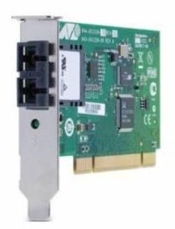 Сетевой адаптер Fast Ethernet Fiber Allied Telesis (AT-2701FXa/SC-001) - фото 1