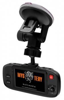 Видеорегистратор Mystery MDR-880HD черный