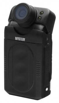 Видеорегистратор Mystery MDR-803HD черный