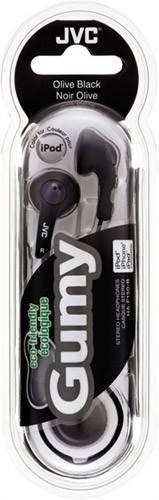 Наушники JVC Gumy черный - фото 2