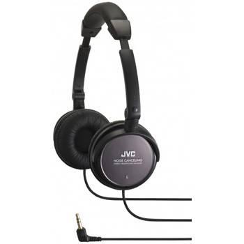 Наушники JVC HA-NC80-E черный - фото 1