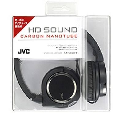 Наушники JVC HA-S400-B-E черный - фото 3