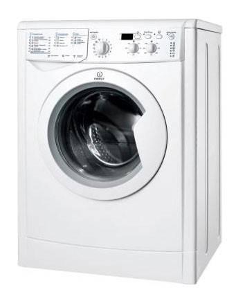 Стиральная машина Indesit IWSD 71051 CIS белый - фото 1