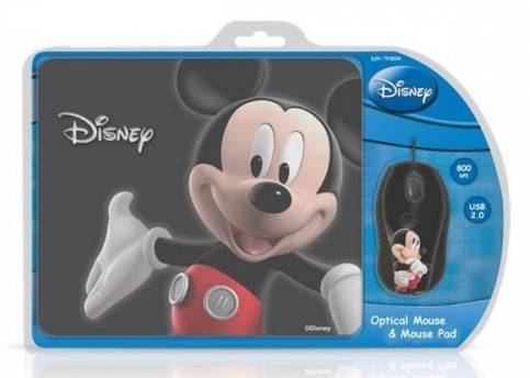 Мышь Cirkuit Planet Disney DSY-TP3004 - фото 1