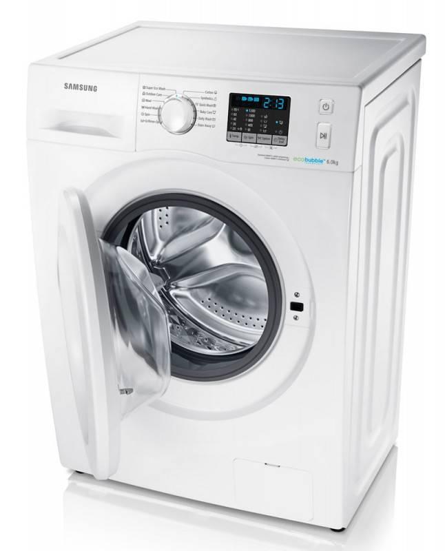 Стиральная машина Samsung WF60F4E5W2W белый - фото 3