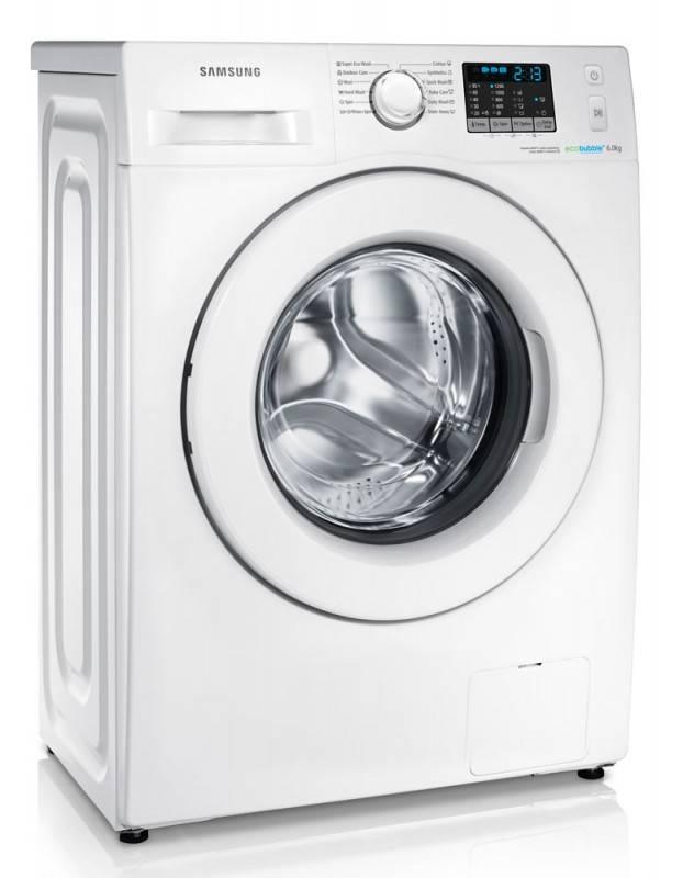 Стиральная машина Samsung WF60F4E5W2W белый - фото 4