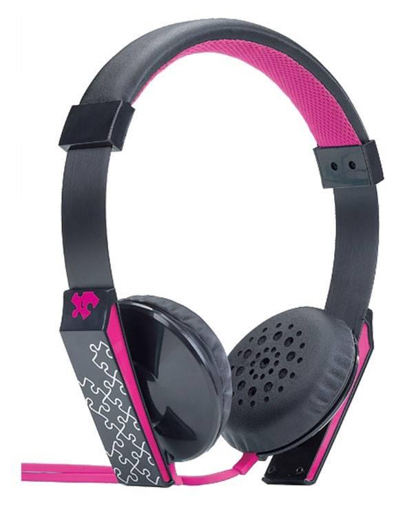 Наушники Genius GHP-460S розовый - фото 1