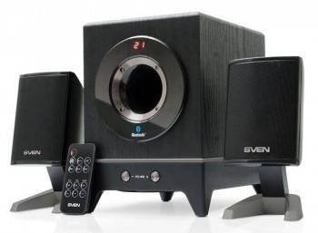 Акустическая система 2.1 Sven MS-350BL черный