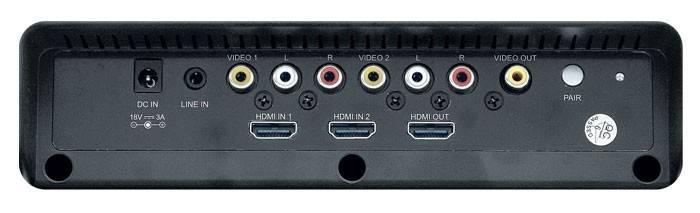 Звуковая панель 2.1 Sven SB-550 черный - фото 2