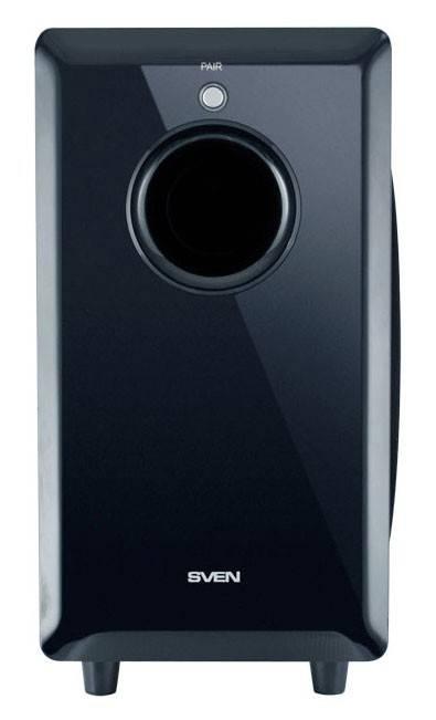 Звуковая панель 2.1 Sven SB-550 черный - фото 4