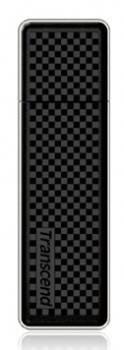 Флеш диск 64Gb Transcend Jetflash 780 USB3.0 черный / серый