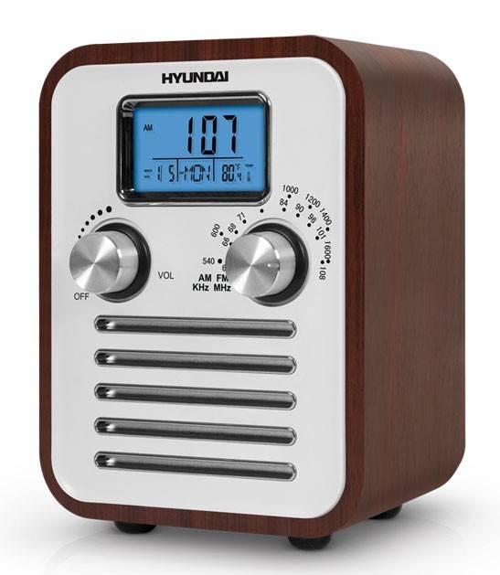 Радиоприёмник Hyundai H-1623 - фото 2