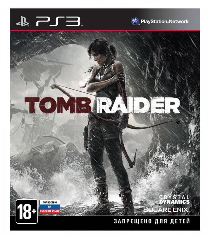 Игра для PS3 Sony Tomb Raider - фото 1