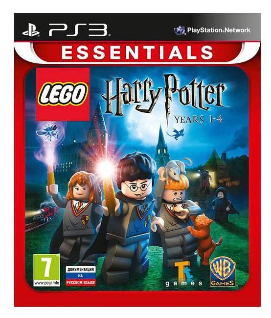 Игра для PS3 Sony LEGO Harry Potter: Years 1-4 - фото 1
