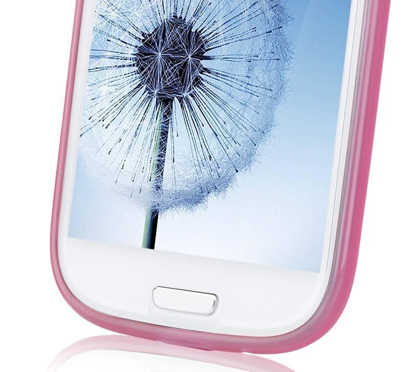 Чехол (клип-кейс) GGMM Pure-S розовый - фото 5