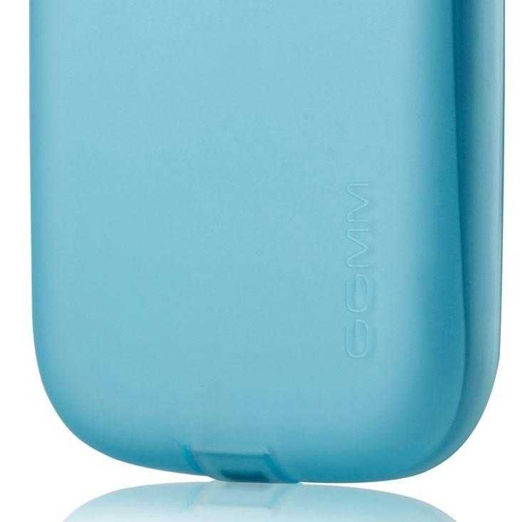 Чехол (клип-кейс) GGMM Pure-S голубой - фото 10