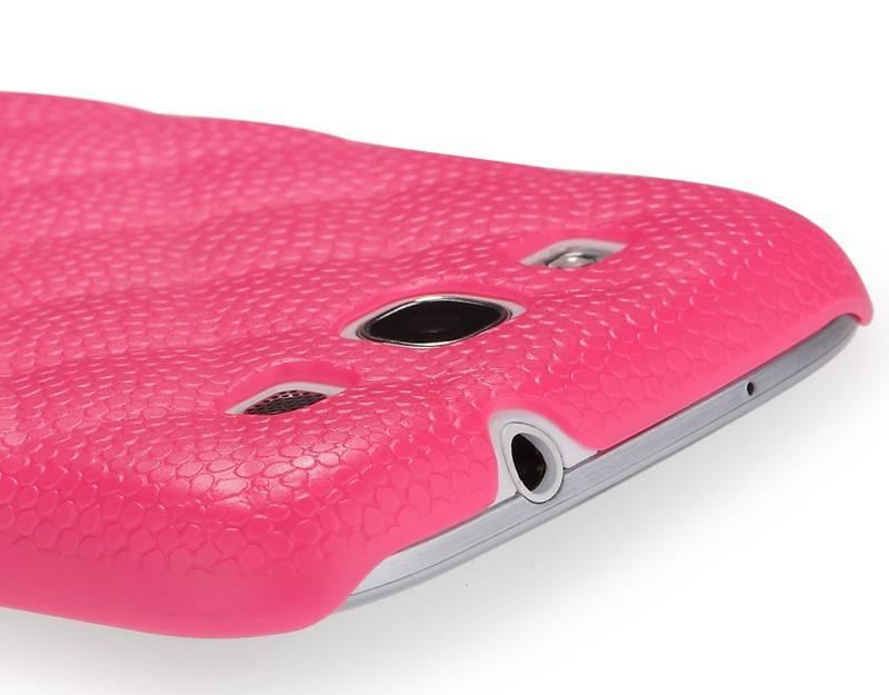 Чехол (клип-кейс) GGMM Diamond-s розовый - фото 4