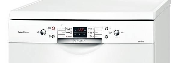 Посудомоечная машина Bosch ActiveWater SMS68M52RU белый - фото 2