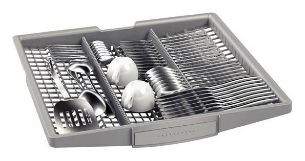 Посудомоечная машина Bosch ActiveWater SMS68M52RU белый - фото 3