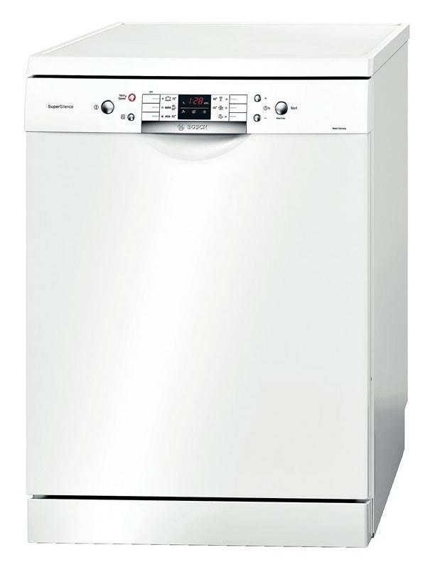 Посудомоечная машина Bosch ActiveWater SMS68M52RU белый - фото 1