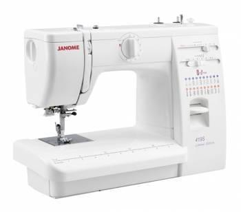 Швейная машина Janome 419S белый