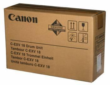 Фотобарабан (Drum) Canon C-EXV18 монохромный (0388B002AA 000)