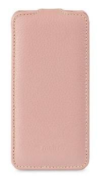Чехол Melkco для iPhone 5/5S Jacka Type LC розовый (APIPO5LCJT1PKLC) - фото 2
