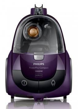 Пылесос Philips FC8472 / 01 фиолетовый